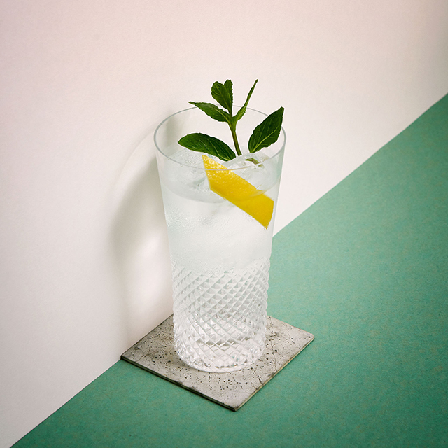 Forest Gin sling