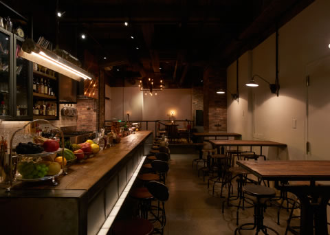 Cocktail Works 上野